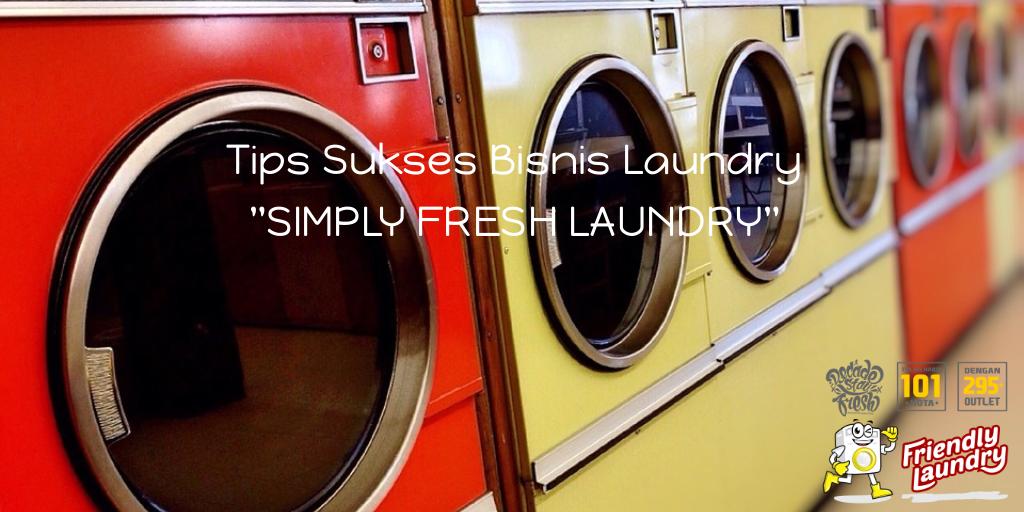 Sistem Laundry Kiloan dan Struktur Pencucian