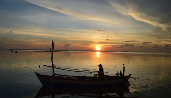 Nelayan Yang Puas